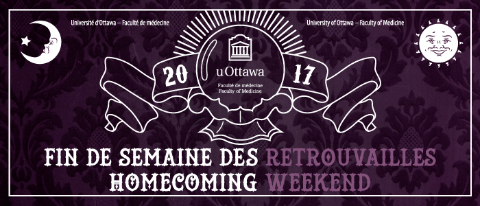 Homecoming 2017, Sept. 15 to the 17