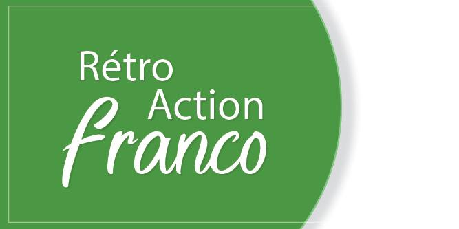 Image symbolisant le projet Rétro Action franco