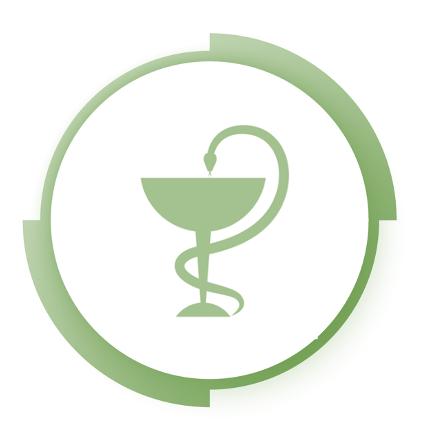 Logo représentant le programme de pharmacie