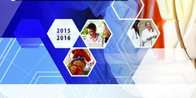 Couverture du rapport annuel 2015-2016 du Bureau des affaires francophones