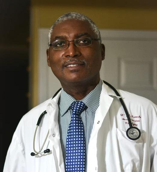 Dr Hugues Loemba