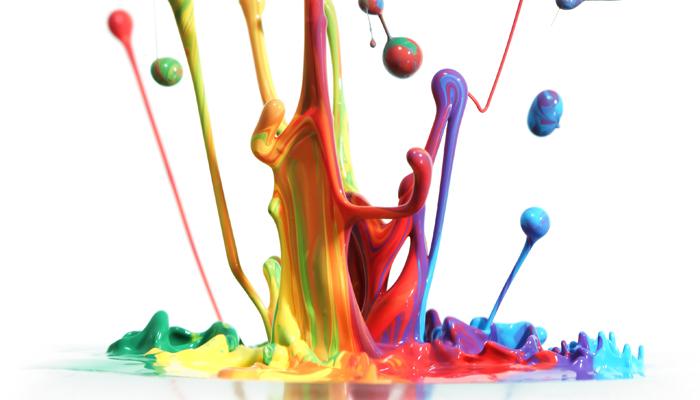 Une éclaboussure de peinture de différentes couleurs représente le volet instigateur du BAF