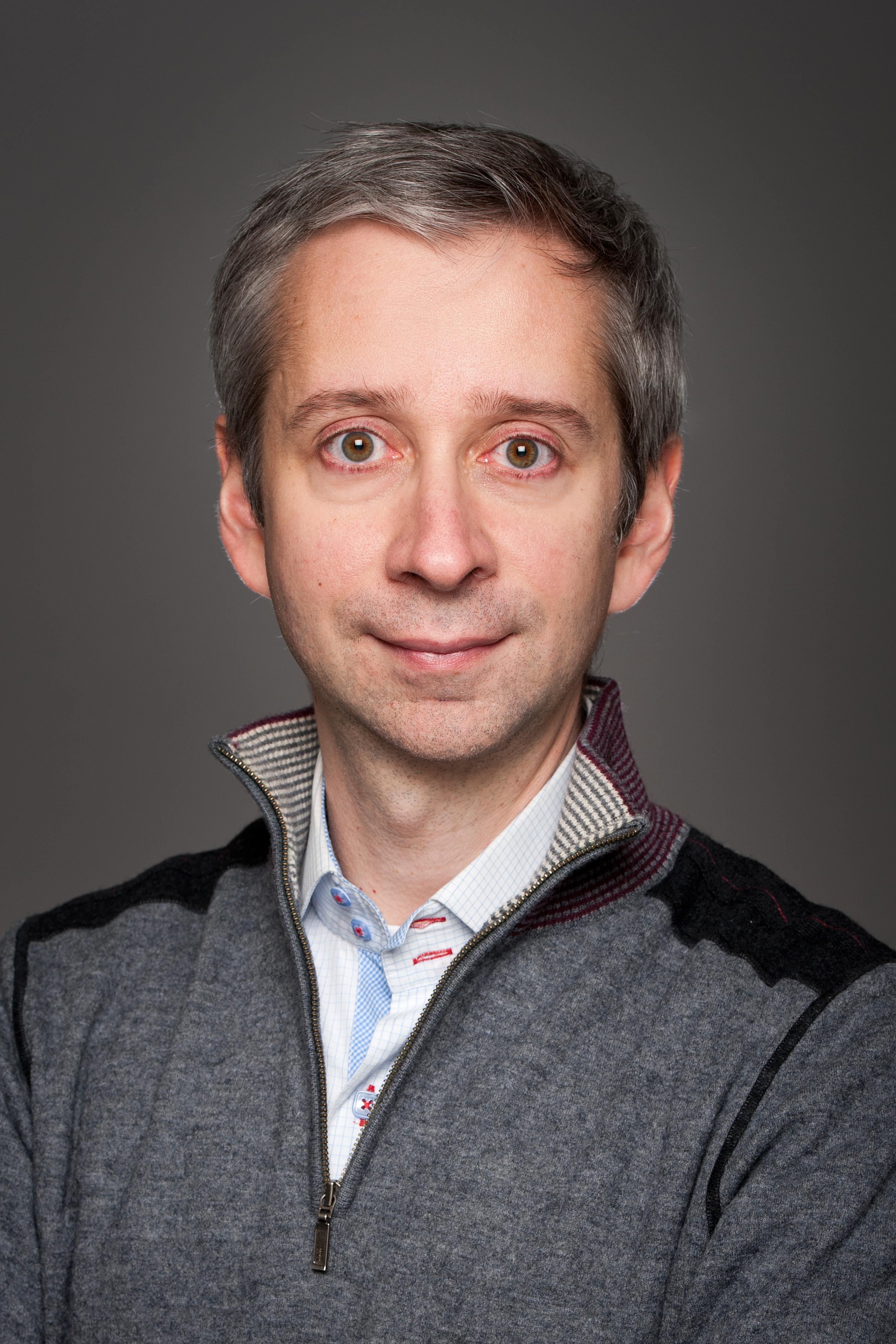 Dr Patrick Leclair