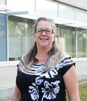 Louise Gagné, Adjointe administrative, Affaires professorales