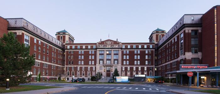 Civic Hospital Building
