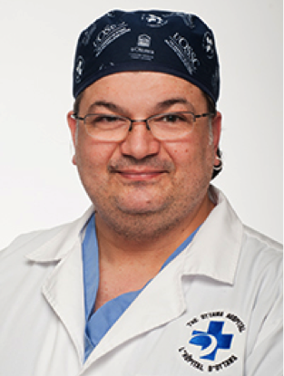 Dr. George Dumitrascu, BSc, MD, ABAD