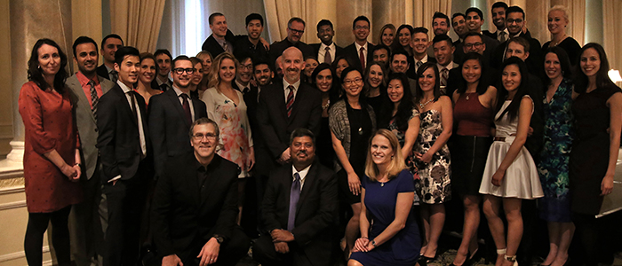 Dept. of Anesthesiology Residents 2015-2016 Group Photo