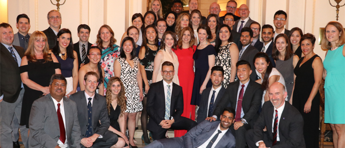 Department of Anesthesiology group photo