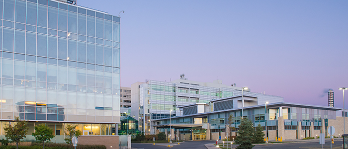 Ottawa Hospital Building