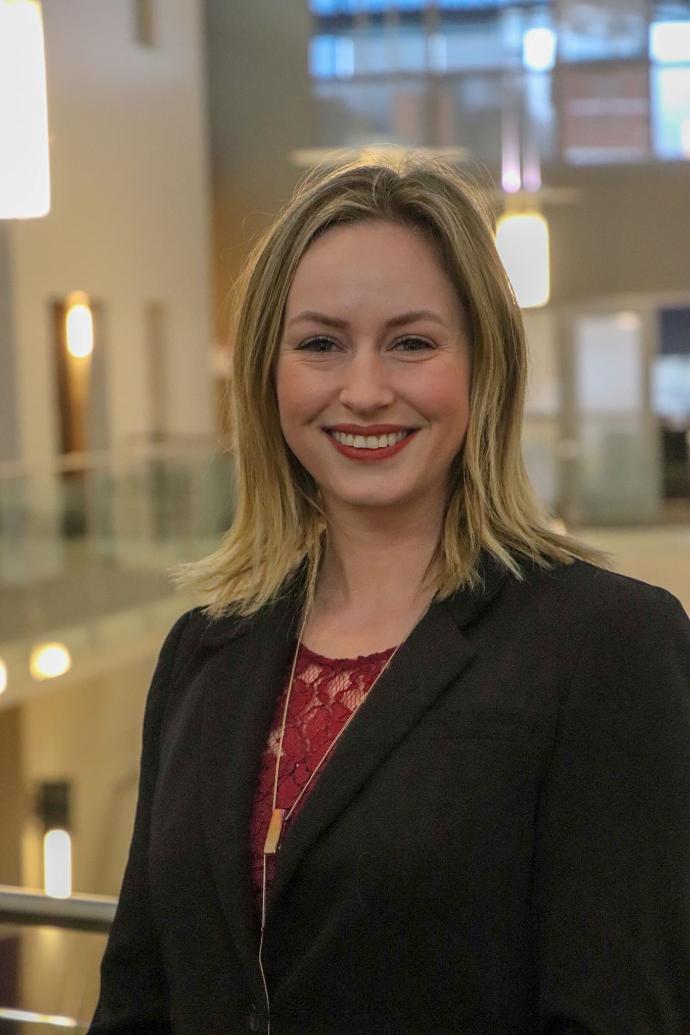 Image of doctor Meghan McConnell