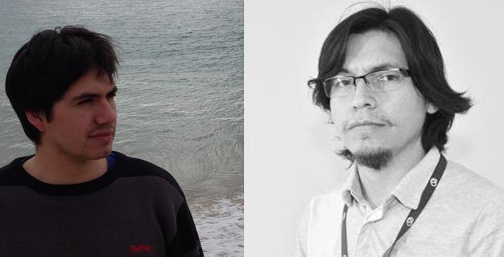 Manuel Ahumada and Emilio Alarcon
