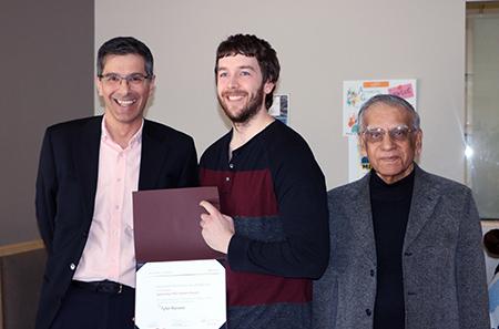 Daniel Figeys, Tyler Renner and Syed Sattar