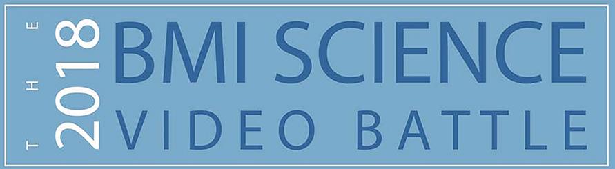 2018 BMI Science Video Battle