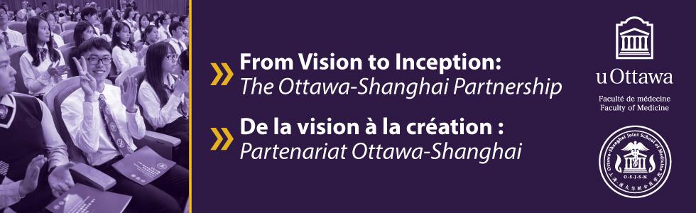 Ottawa-Shanghai Partnership