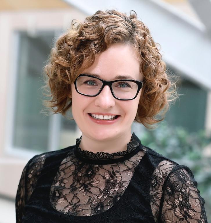 Dr Natalia Jaworska