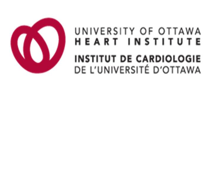 uOttawa Heart Institute Logo