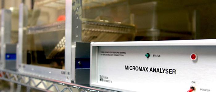 Micromax Analyser