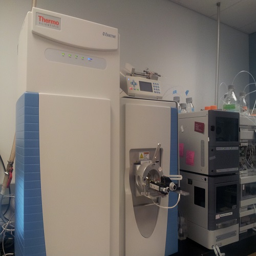 An image of the Q-Exactive machine