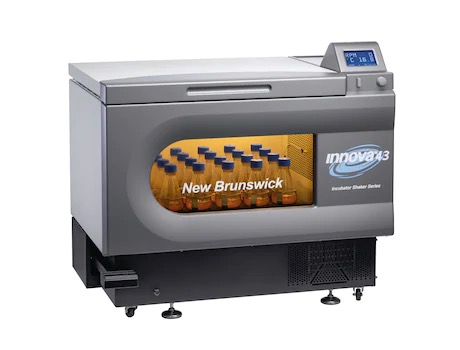 Refrigerated shaker/incubator Innova 43R for protein overexpression