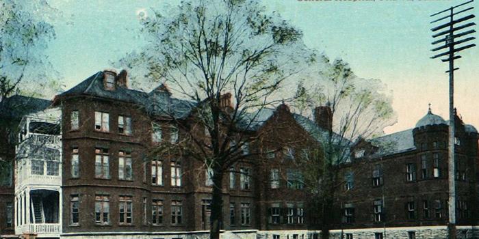 Ottawa General Hospital  Building