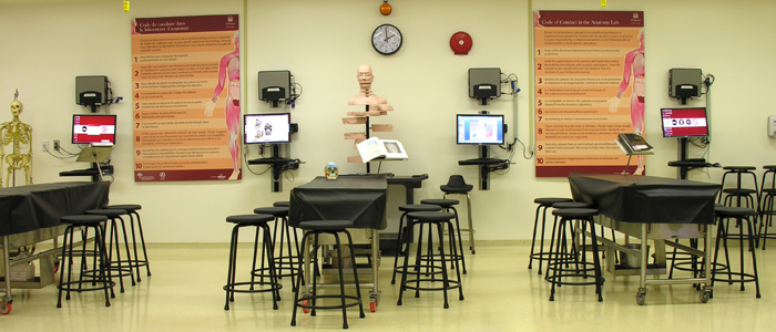 Image of Anatomy Lab