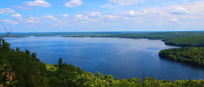 Calabogie Lake in Ontario