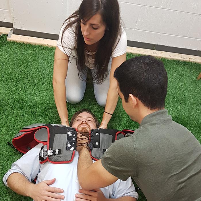 Les résidents dans le programme de médecine du sport et de l'exercice