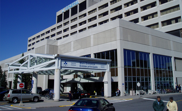 The Ottawa Hospital General Campus