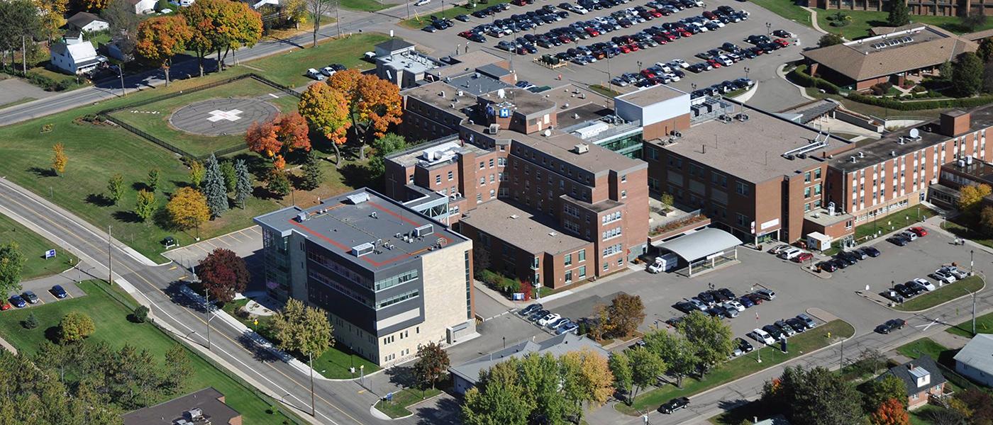 Pembroke Regioanl Hospital