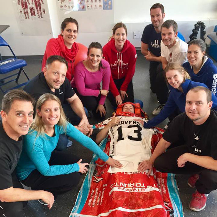 Residents in the Sport and Exercise Medicine program