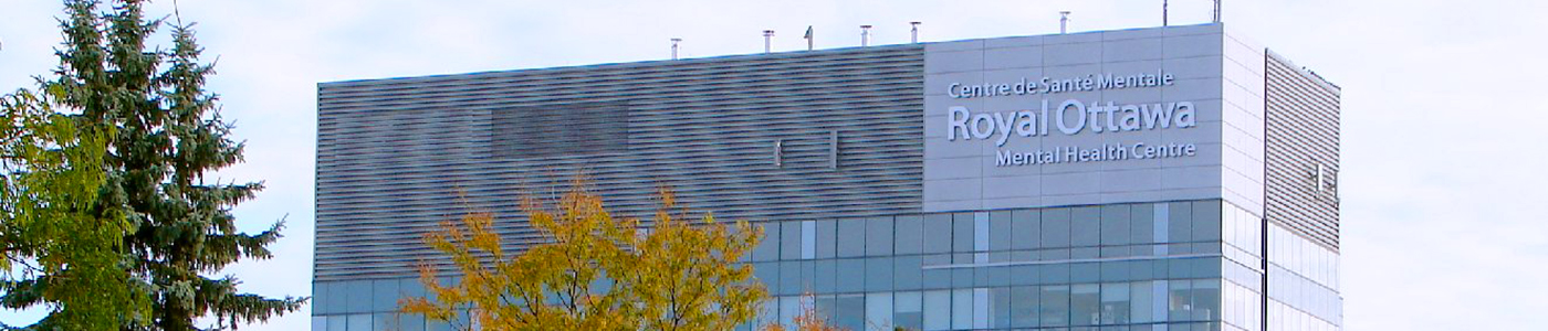 Le Centre de santé mentale Royal Ottawa