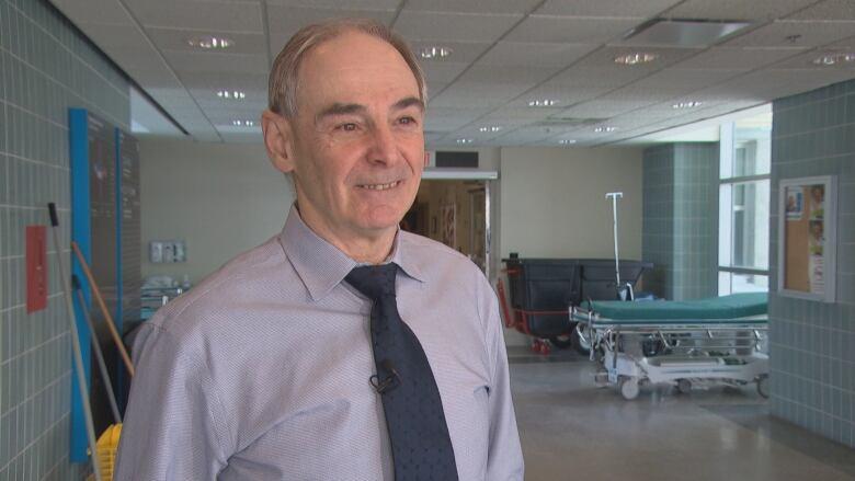 Dr. John Joanisse