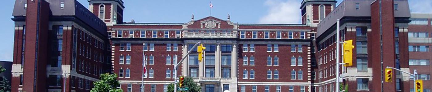 The Ottawa Hospital Civic Campus
