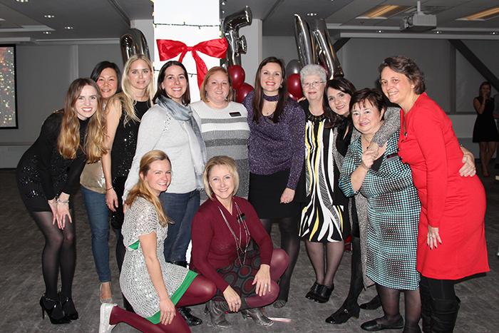 The DFM Open House on December 15