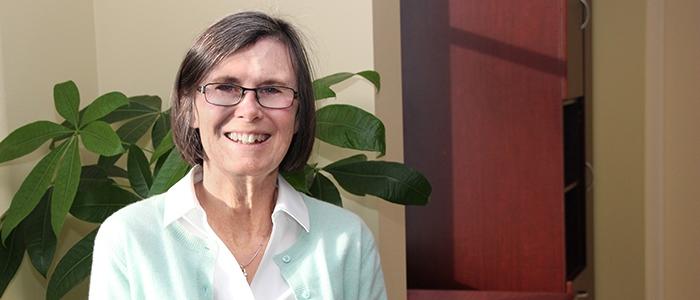 La Dre Dianne Delva, directrice du Département de médecine familiale