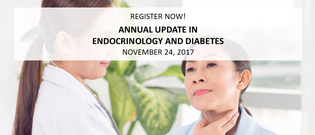 13th Annual Update in Endocrinology and Diabetes