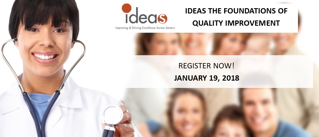 IDEAS' The Foundations of Quality Improvement