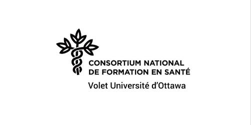 Logo du Consortium national de formation en santé