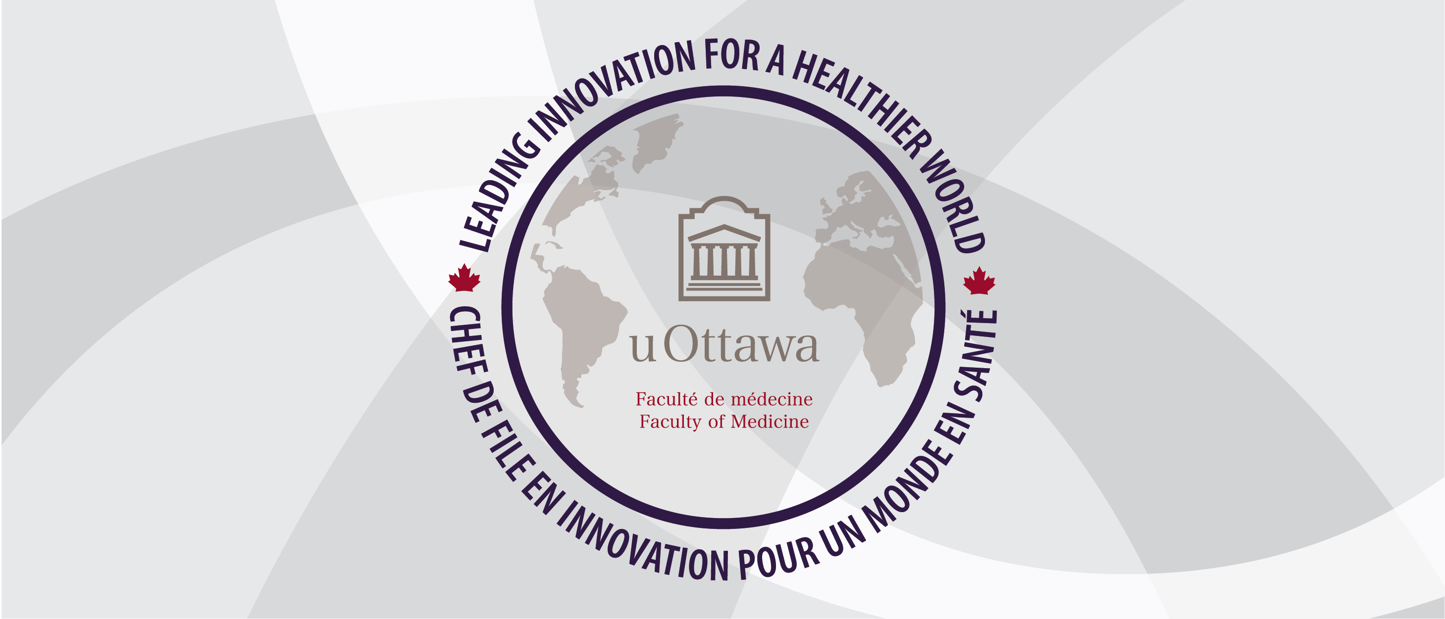uOttawa Faculty of Medicine logo banner