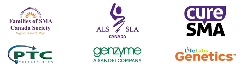 Logos of our various Gold Sponsors