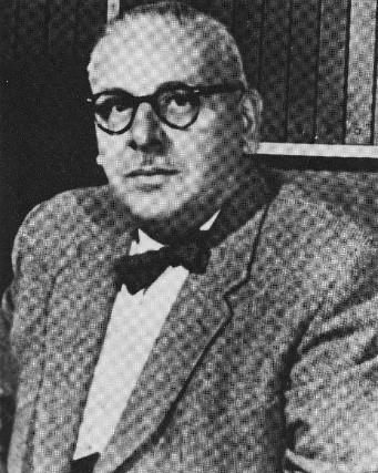 Dr. Arthur Richard (1950 – 1957)