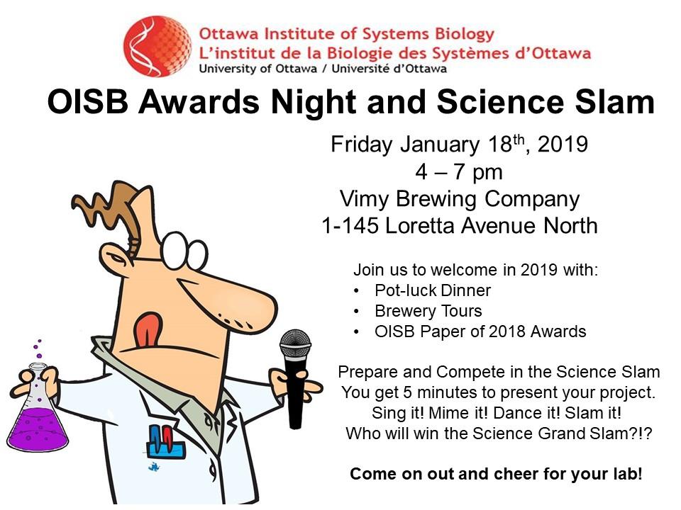 OISB Awards