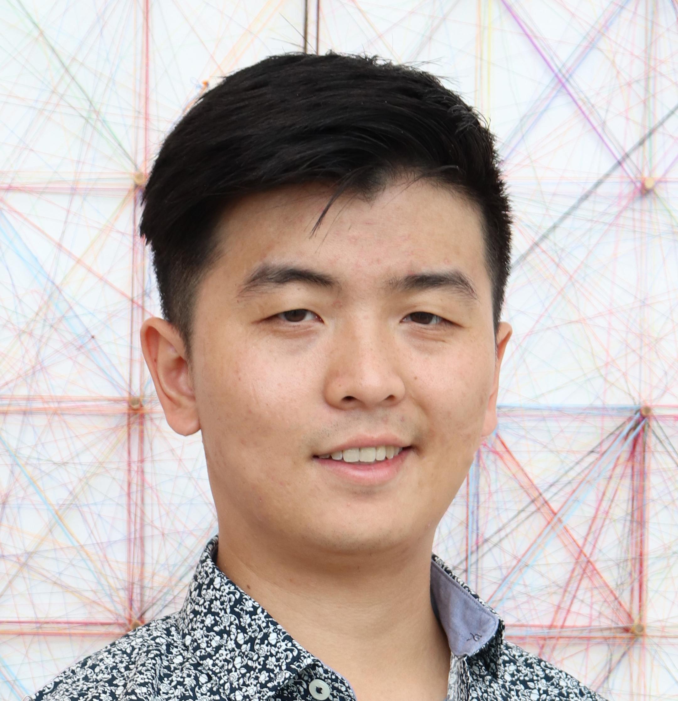 Headshot of Yike Cheng