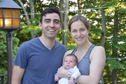 Dr. Paul Bastianelli and family