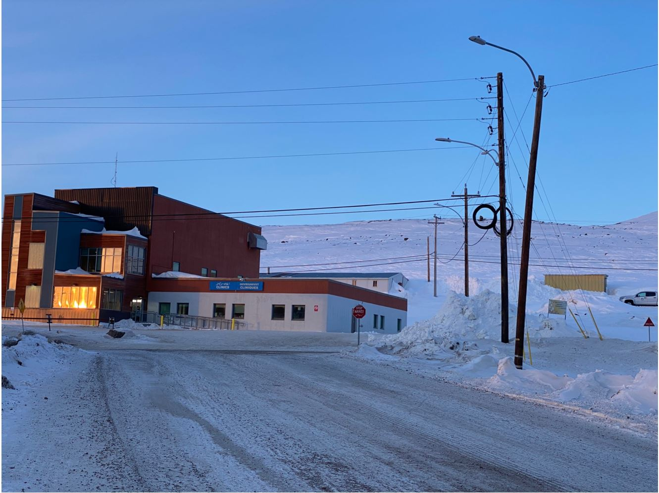 Picture of Baffin regional hospital