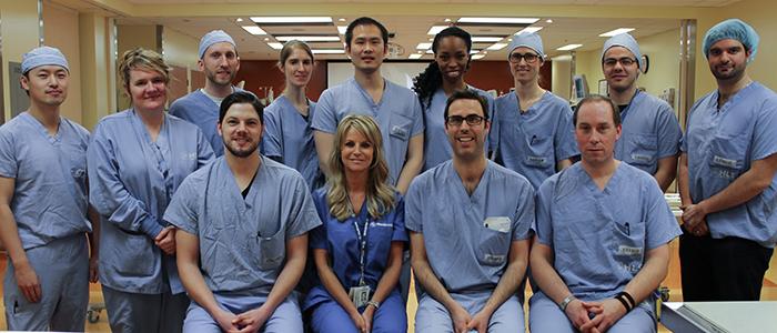 Otolaryngology – Head & Neck Surgery Residents circa 2010