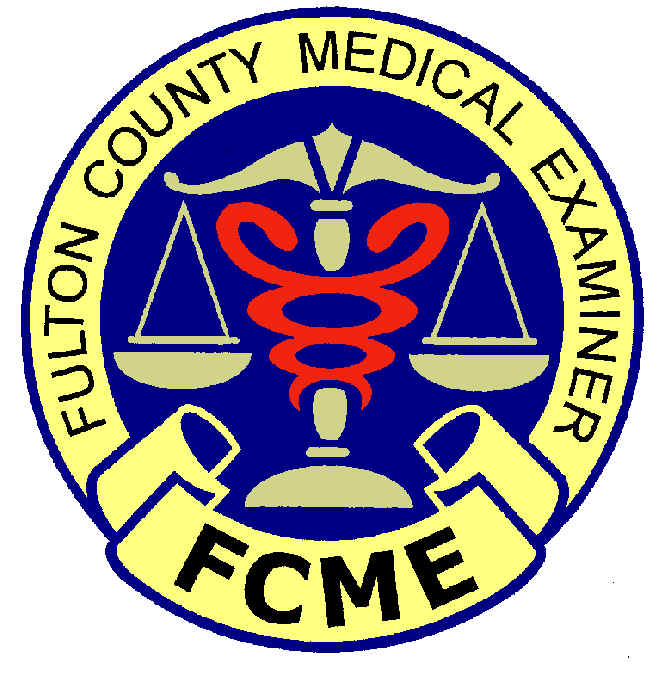 Fulton County Medical Examiner Logo