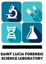 St Lucia Forensic Laboratory Logo