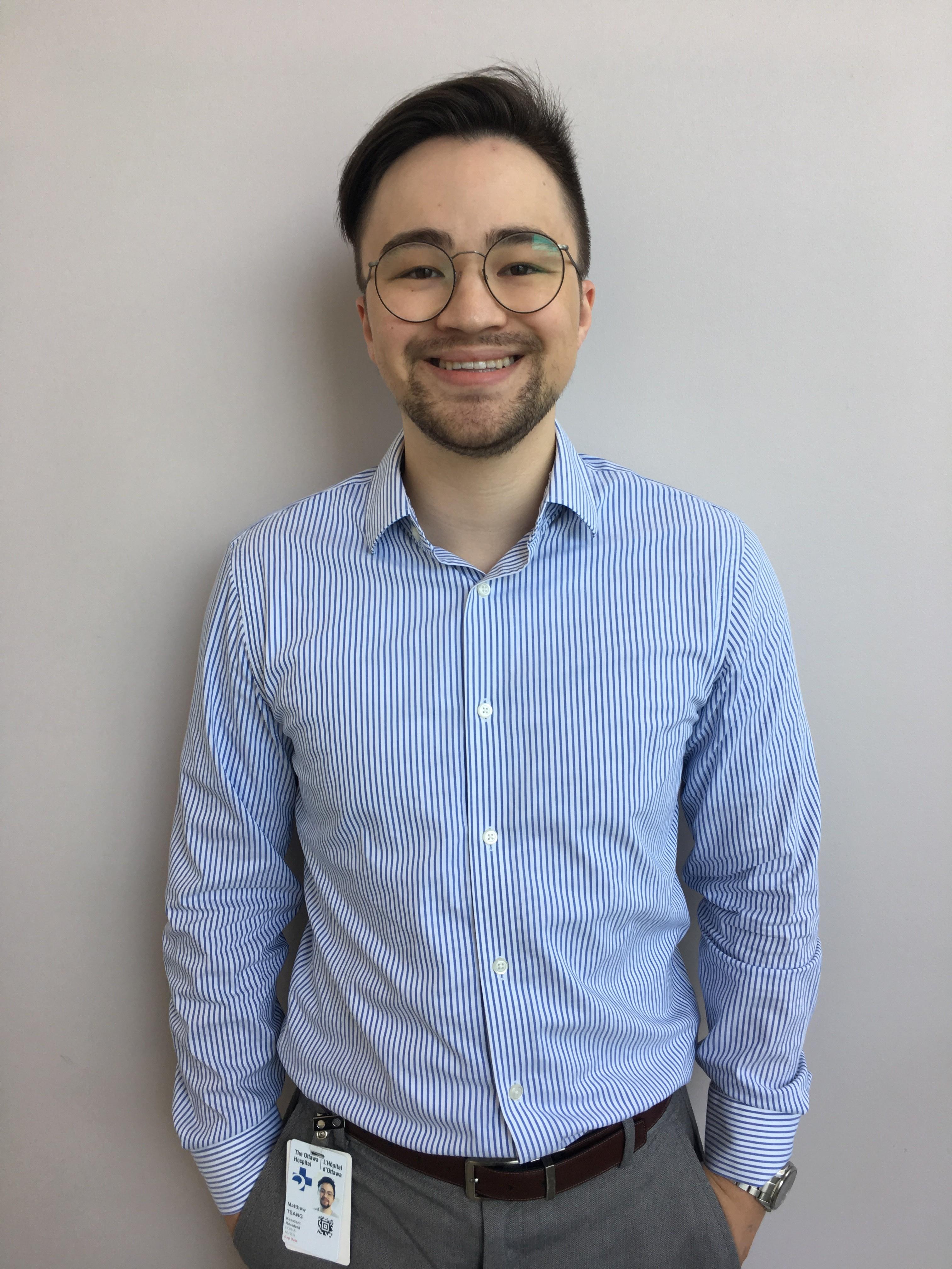 Photo of Matthew Tsang