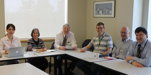 DTPC committee members sitting